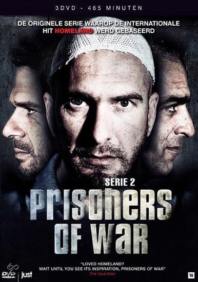11/03/2015 :  - PRISONERS OF WAR - SEASON 2