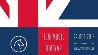 NEWS Programme Film Music Seminar of FilmFest Ghent announced!