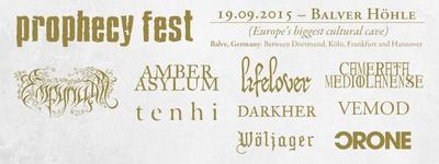 NEWS Prophecy Fest with the likes of Empyrium, Tenhi and Camarata Mediolanense announces time schedule