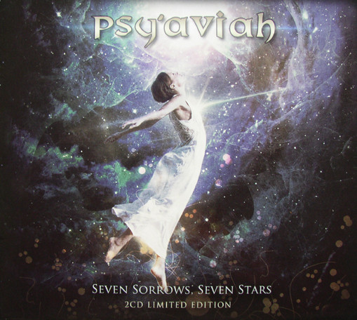 10/12/2016 : PSY'AVIAH - Seven Sorrows, Seven Stars