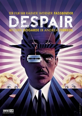 19/12/2014 : RAINER WERNER FASSBINDER - Despair, Eine Reise ins Licht/Despair, A Voyage into the Light