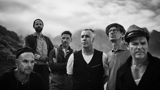 NEWS Rammstein - Deutschland (Official Video) reaches almost 500.000 views in just 30 minutes!
