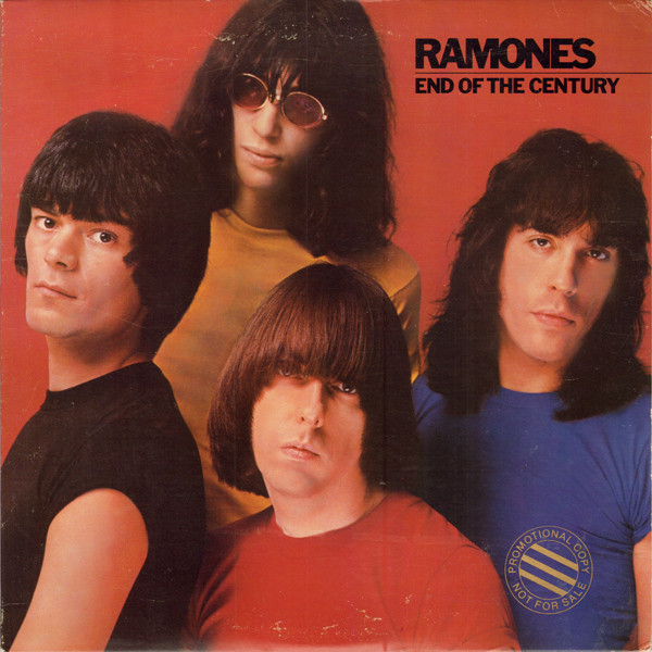 NEWS Gold Star Punk | The Ramones End Of The Century At 40!