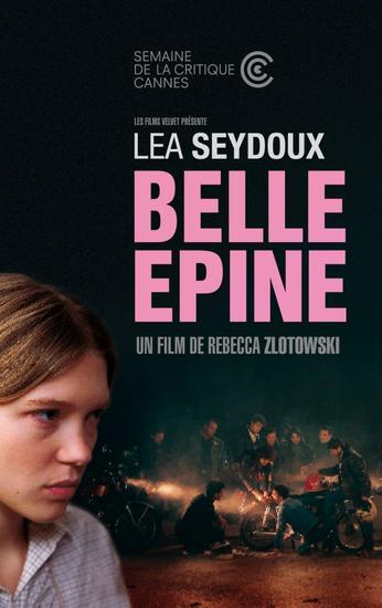 03/07/2015 : REBECCA ZLOTOWSKI - Belle Epine