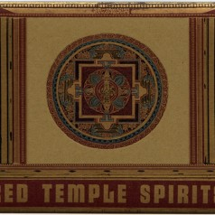 11/03/2013 : RED TEMPLE SPIRITS - Dancing to restore an eclipsed moon/ If tomorrow I were leaving for Lhasa, I wouldn't stay a minute more...