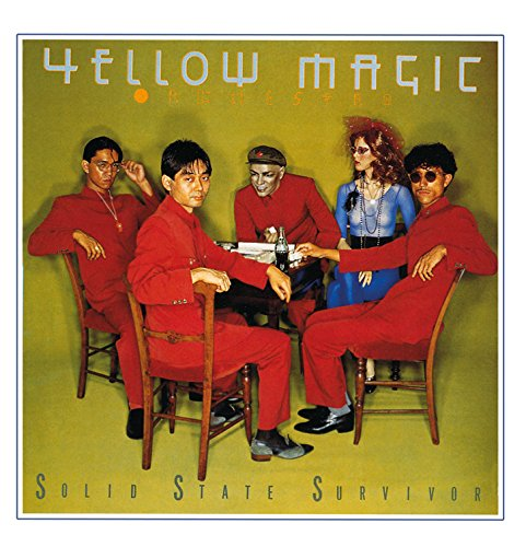 19/06/2015 :  - Reissues from Yellow Magic Orchestra