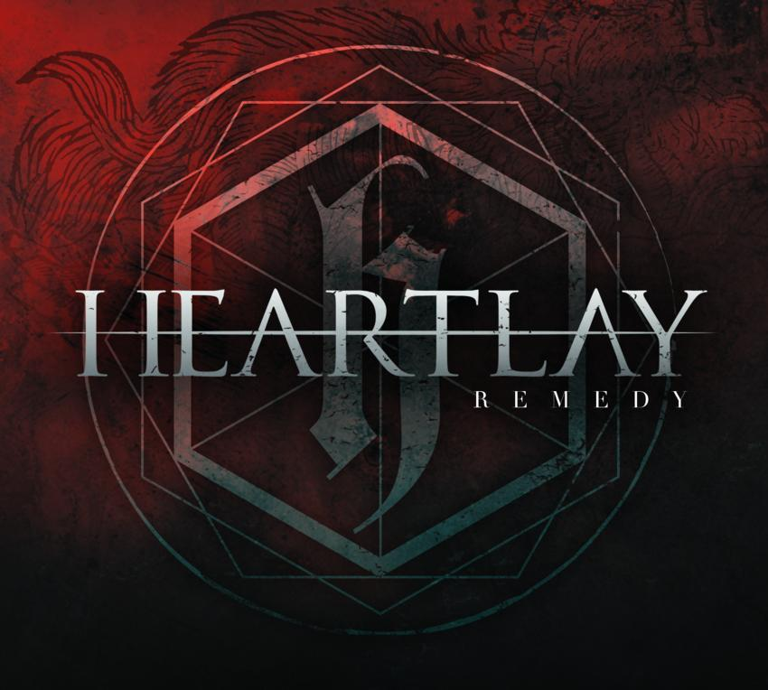 07/01/2016 : HEARTLAY - Remedy (EP)