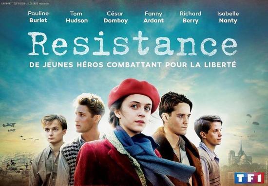 30/04/2015 :  - RESISTANCE