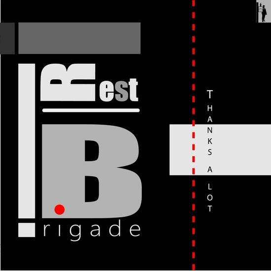 08/09/2015 : RESTBRIGADE - Thanks a Lot (EP)