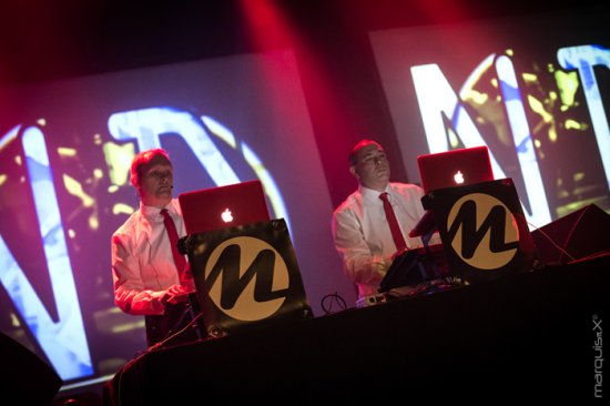 19/12/2012 : METROLAND - Review of the concert and interview at the BIM Fest in Antwerp on 15 December 2012