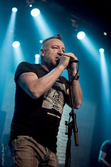 21/12/2012 : PETER HOOK & THE LIGHT - Review of the concert and interview at the BIM Fest in Antwerp on 15 December 2012