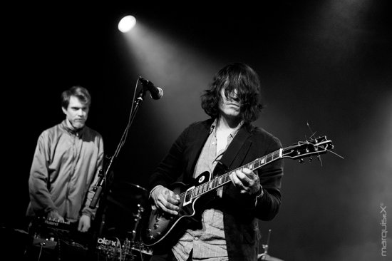 29/11/2012 : LED ER EST, MUSHY AND MATTHEW DEAR - Review of the concert at Beursschouwburg in Brussels on 28 November 2012