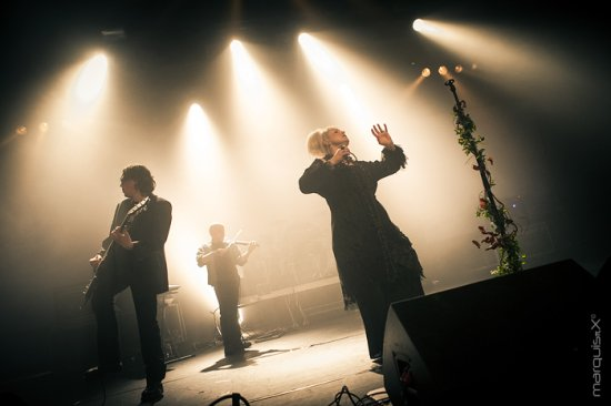 20/12/2012 : THE BREATH OF LIFE - Review of the concert at the BIM Fest in Antwerp on 15 December 2012