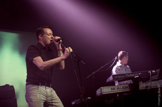 20/12/2012 : BLANCMANGE - Review of the concert at the BIM Fest in Antwerp on 15 December 2012
