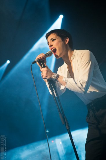 14/05/2013 : SAVAGES - Review of the concert at the Botanique in Brussels on May 13th 2013