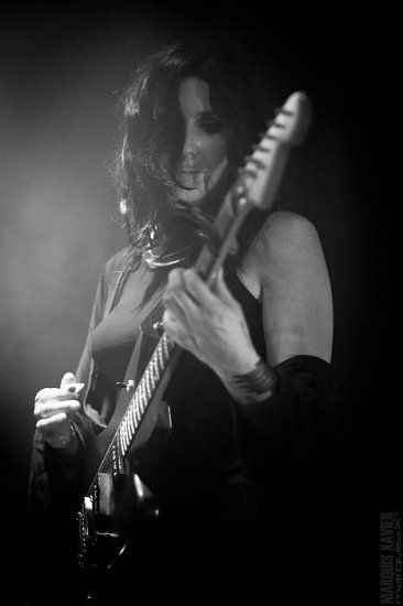 09/05/2013 : CHELSEA WOLFE - Review of the concert at the Trix in Antwerp on May 6th, 2013