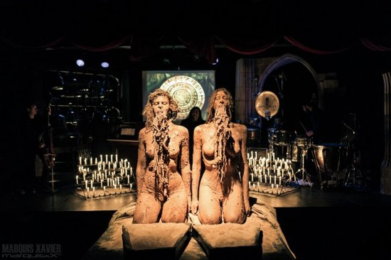 23/01/2013 : ROSA†CRVX - Review of the concert in Brussels on 19 January 2013