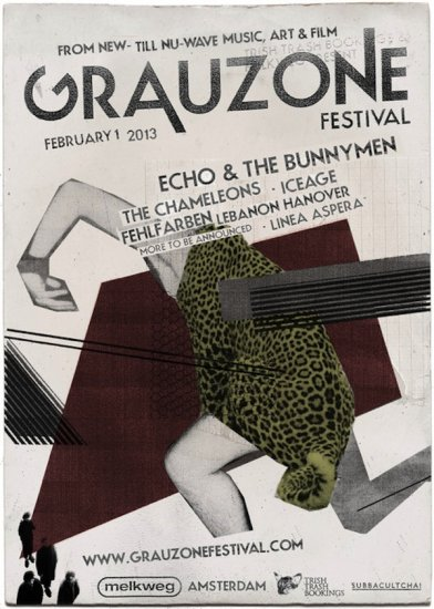 05/02/2013 :  - Review of the GRAUZONE Festival in Amsterdam on 1st February 2013