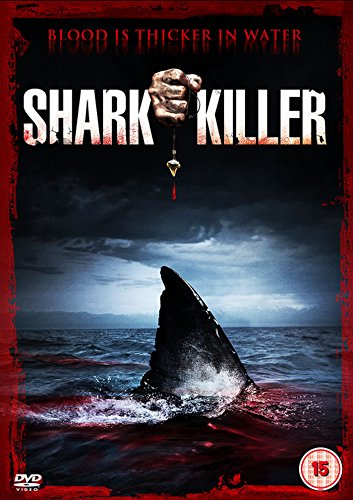 NEWS Rip-roaring thriller Shark Killer on DVD 20 July 2015