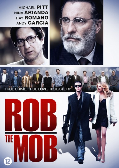 07/09/2015 : RAYMOND DE FELITTA - Rob The Mob