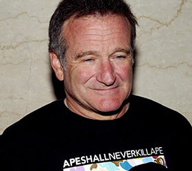 NEWS Robin Williams was battling early stages of Parkinson's disease.