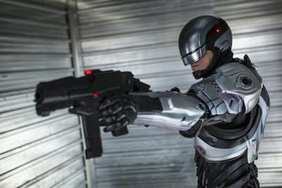 NEWS Robocop out in August on DVD and Blu-ray (20th Century Fox)
