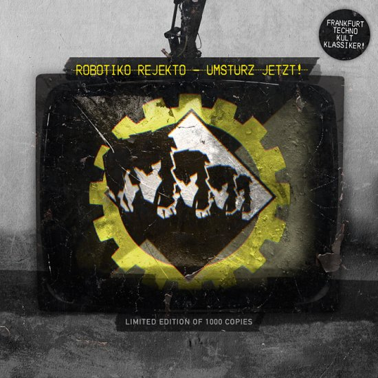 05/06/2011 : ROBOTIKO REJEKTO - Umsturz Jetzt!