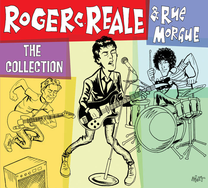24/10/2019 : ROGER C.REALE & RUE MORGUE - The Collection