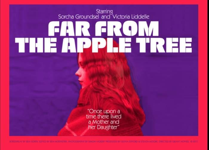 17/10/2019 : ROSE MCDOWALL AND SHAWN PINCHBECK - Far From The Apple Tree