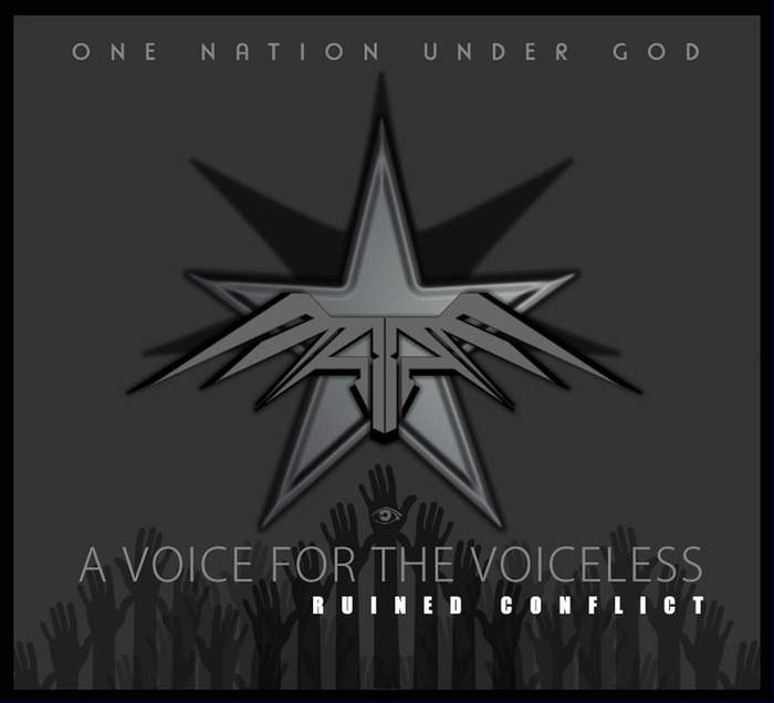 11/12/2016 : RUINED CONFLICT - A Voice For The Voiceless