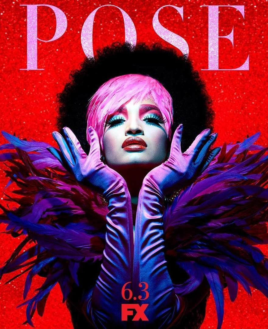 NEWS Ryan Murphy's new show POSE is a trip back to the 1980s - glamorous and electrifying!