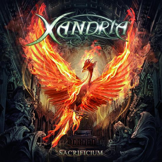 30/04/2014 : XANDRIA - Sacrificum