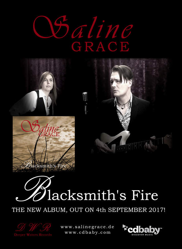 Saline Grace - New album 'Blacksmith's Fire' Out now!