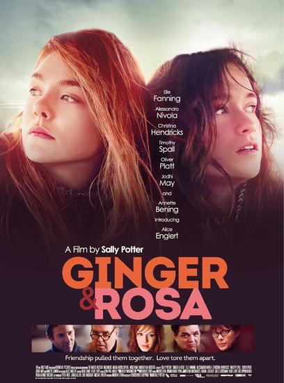 14/11/2013 : SALLY POTTER - Ginger & Rosa