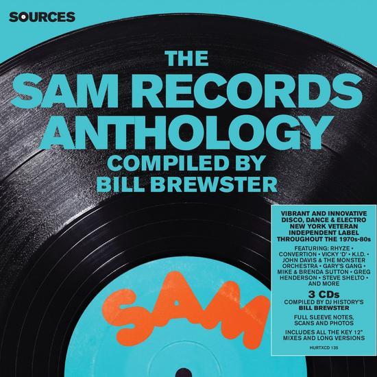 13/08/2015 : VARIOUS ARTISTS - Sam Records Anthology