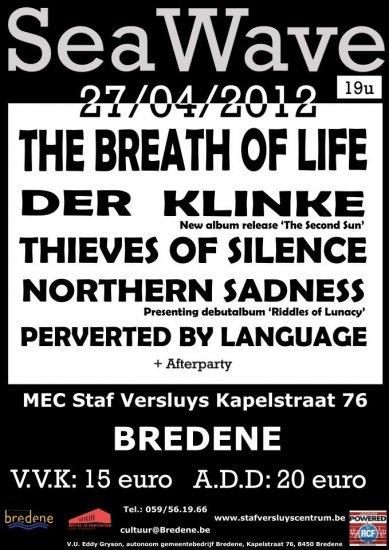07/05/2012 :  - Seawave 2