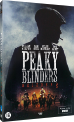 NEWS Second season from Peaky Blinders in the shops