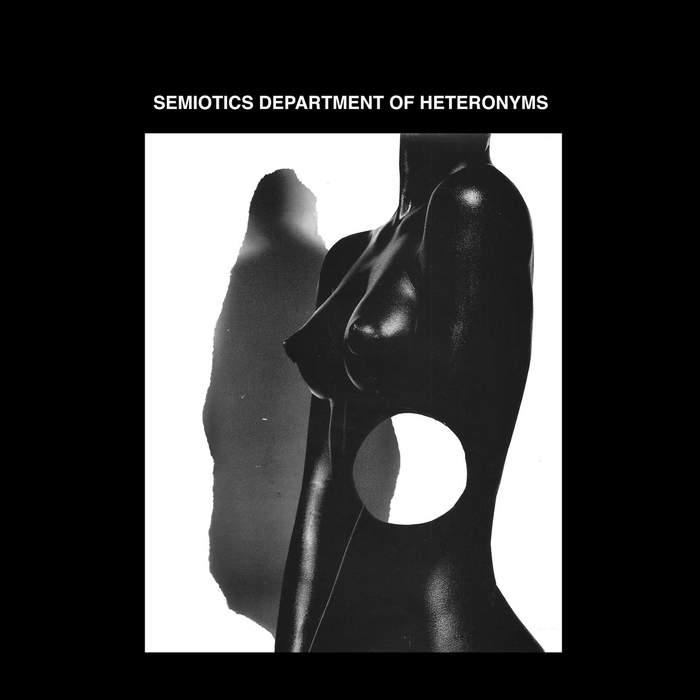 22/07/2018 : SEMIOTICS DEPARTMENT OF HETERONYMS - Semiotics Department of Heteronyms