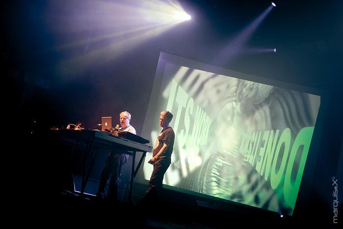 SEVERED HEADS - BIMfest 2011, Trix Antwerp, Belgium