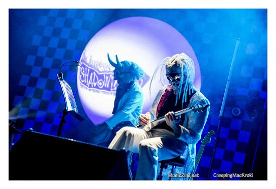 04/05/2014 : THE RESIDENTS - 'Shadowland' Tour, De Vooruit, Ghent, 02/05/2014