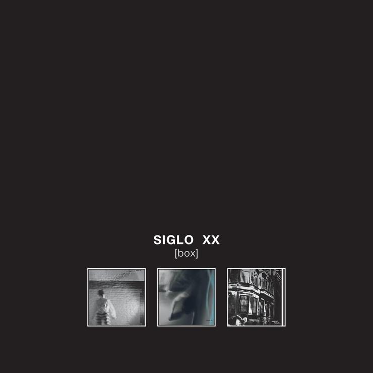 NEWS SIGLO XX early EPs reissued as a BOX set!