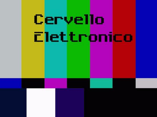 26/02/2014 : CERVELLO ELETTRONICO - Single Animalisim