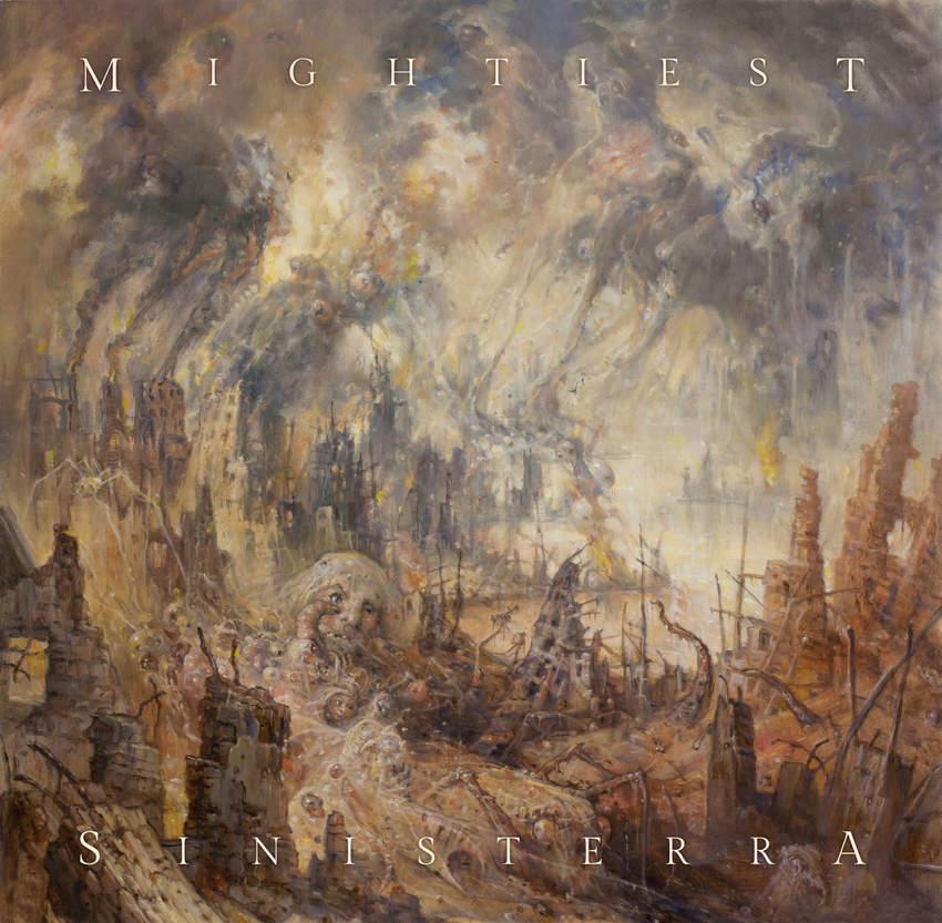 08/12/2016 : MIGHTIEST - Sinisterra