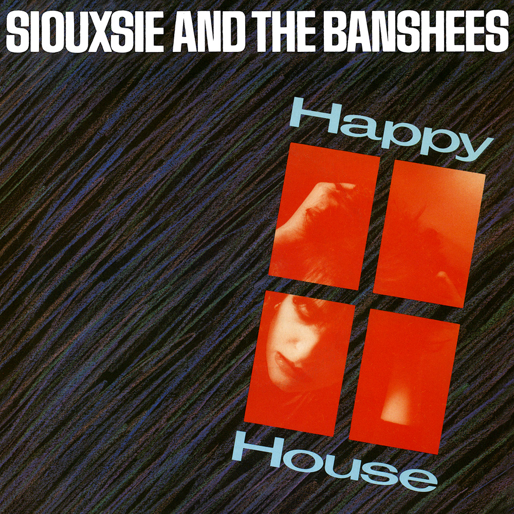 NEWS 41 years ago Siouxsie and the Banshees released the single 'Happy House'!