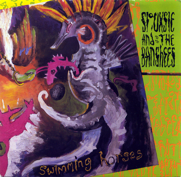 NEWS Today, 36 years ago, Siousxie And The Banshees released the single Swimming Horses!