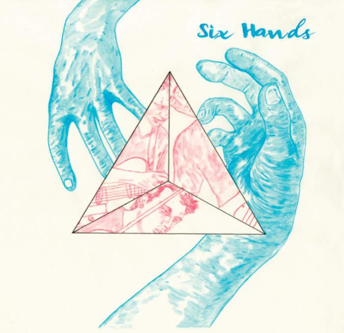 29/04/2019 : SIX HANDS // A-TOTA-SO - Bromance EP