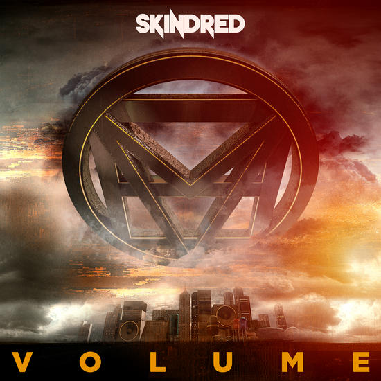 14/10/2015 : SKINDRED - Volume
