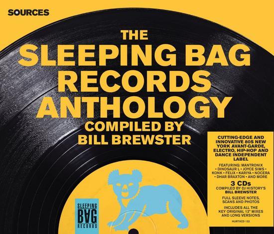 16/08/2015 : VARIOUS ARTISTS - Sleeping Bag Records Anthology