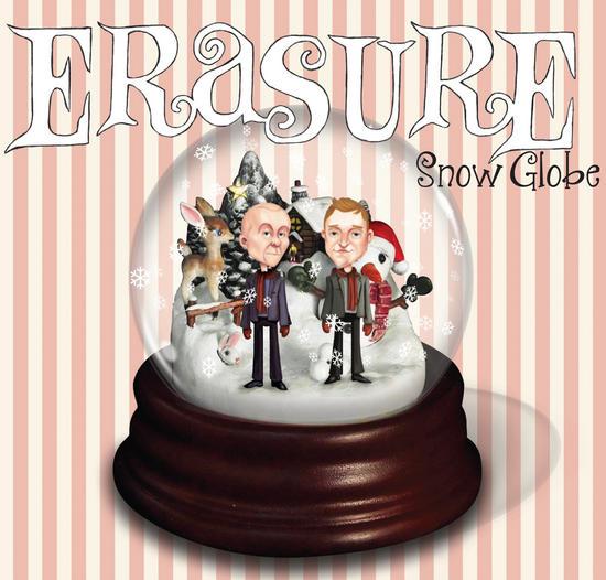 14/11/2013 : ERASURE - Snow Globe