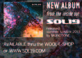 SOL19 - new album : from the inside out